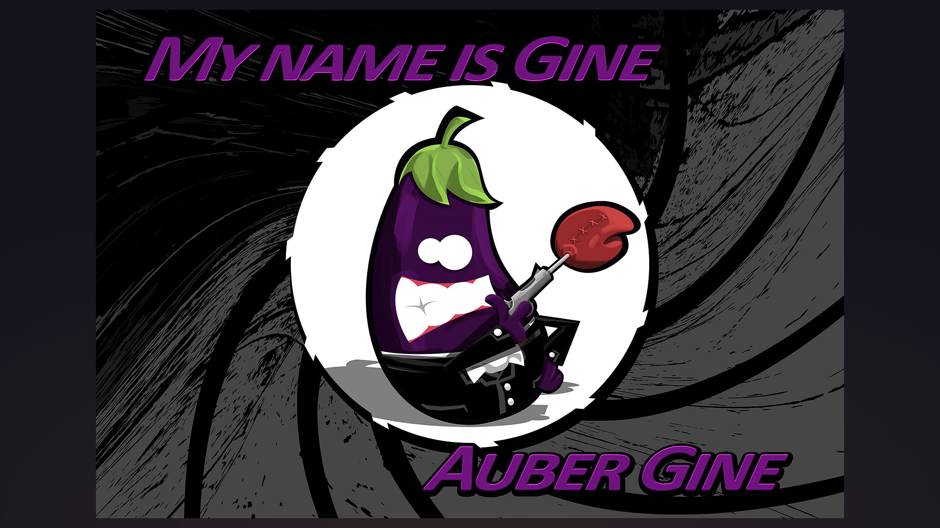 Digital Painting and Illustration - Auber Gine poster