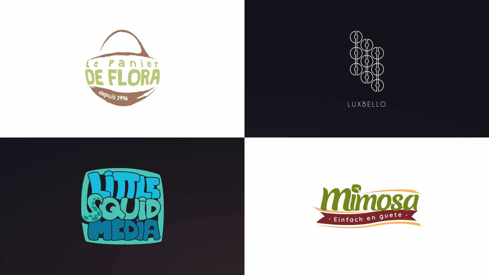 Logofolio - Various logotypes and logomarks