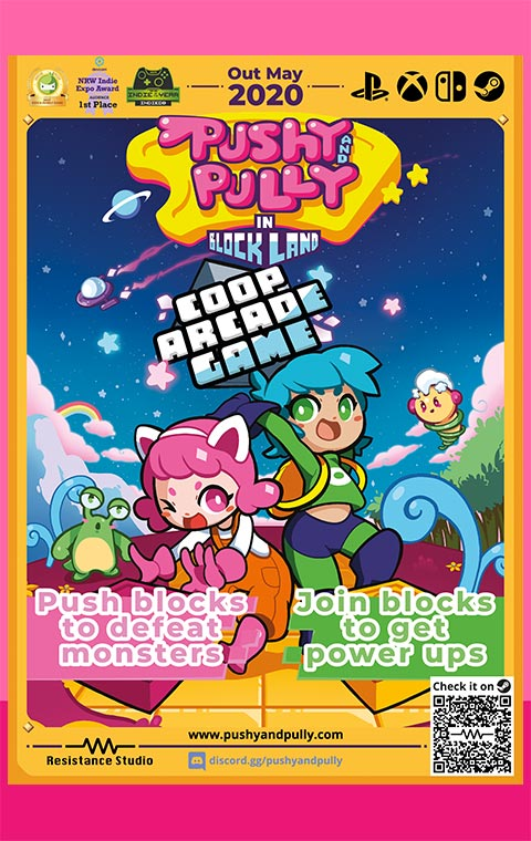 Pushy and Pully in Blockland Promotion thumbnail